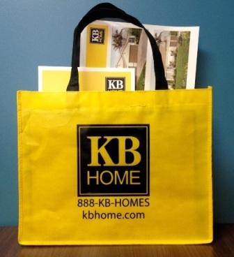 KB tote and prints