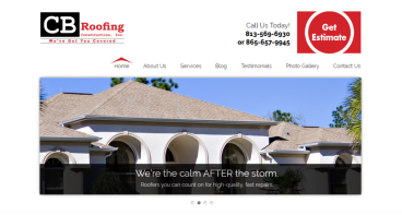CB Roofing