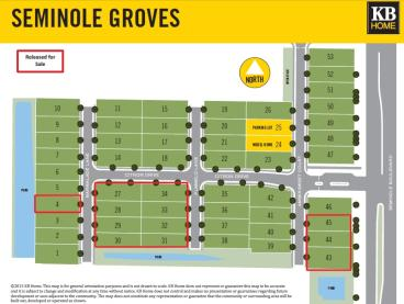 KB Home Site Map