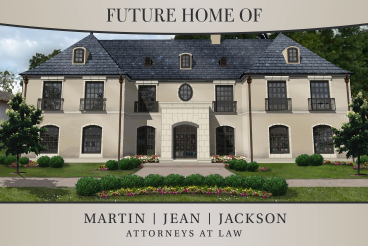 Martin Jean & Jackson Future Home Sign