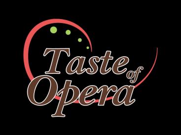 Taste of Opera Logo