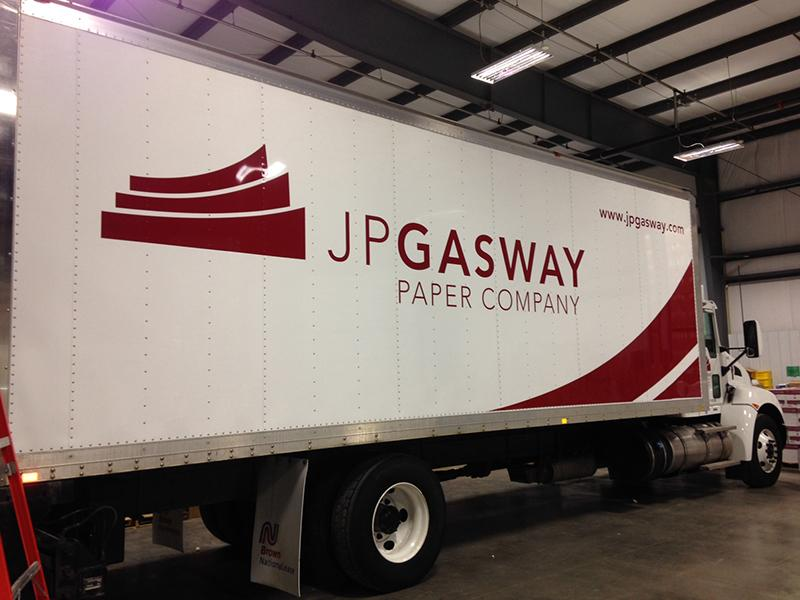 JP Gasway - Truck