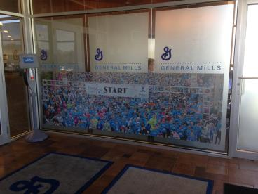 General Mills - Window Panels