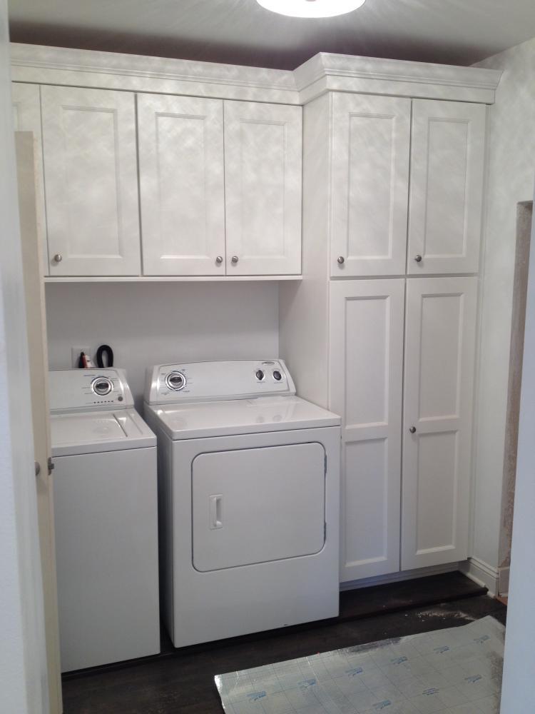 Laundry Room Renovation in Monongahela, PA