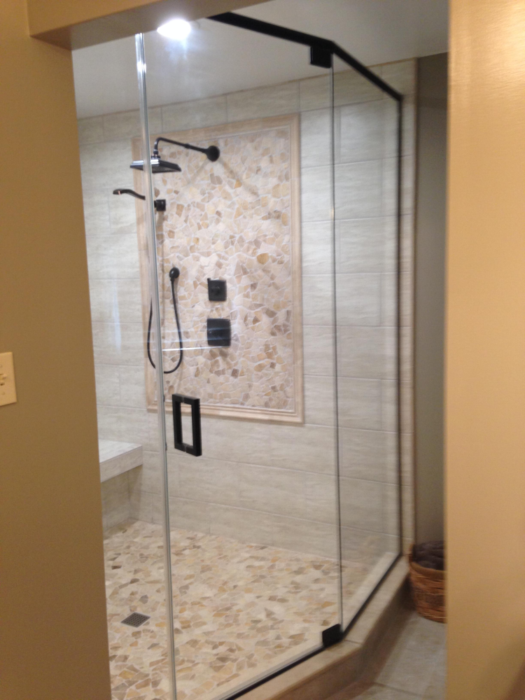 After Photo of Bath Remodel in Claysville, PA