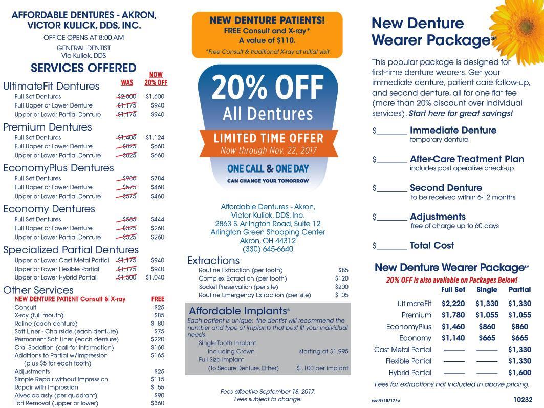denture care center serving akron oh. Black Bedroom Furniture Sets. Home Design Ideas