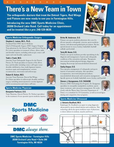 DMC Sports Medicine