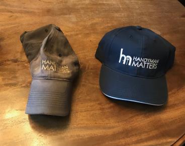 Handyman Matters Hats, caption that!