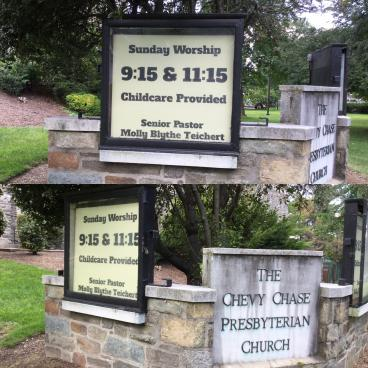 Update Your Monument Signage