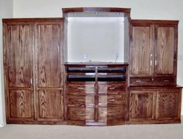 North Houston Custom Cabinets