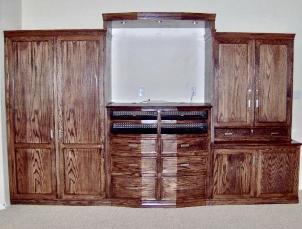 North Houston Custom Cabinets