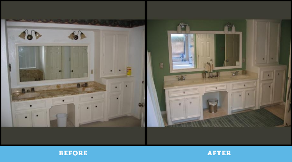 Kingwood Bathroom Remodel