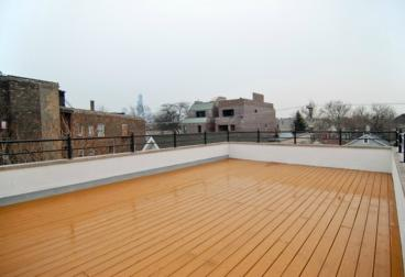 New Deck and Sealing in Chicago