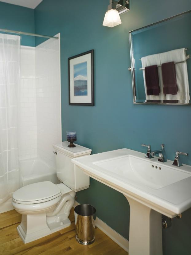 Bathroom Update in Chicago
