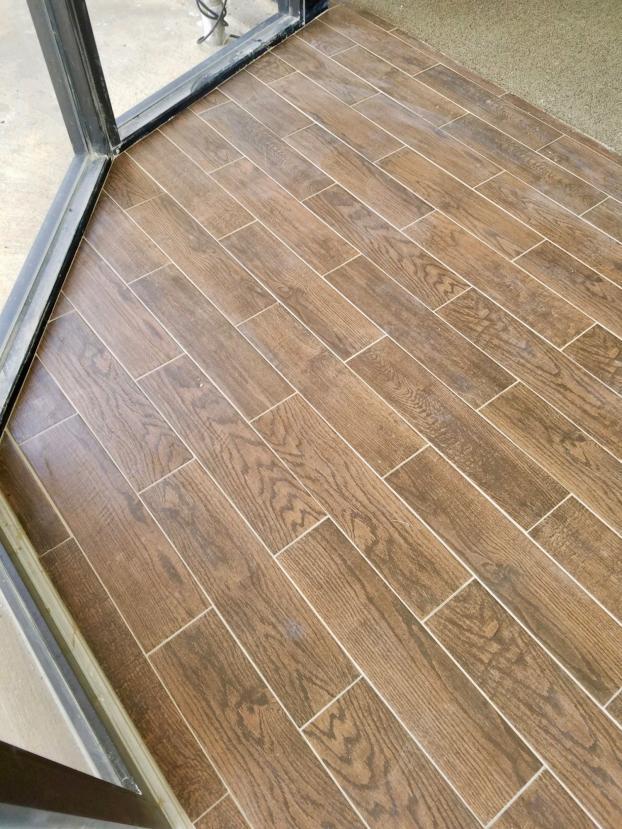 Conroe Commercial Tile Installation