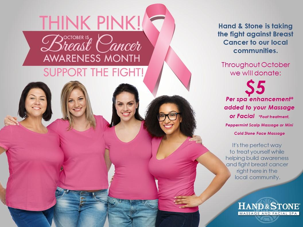 THINK PINK! Support the FIGHT!