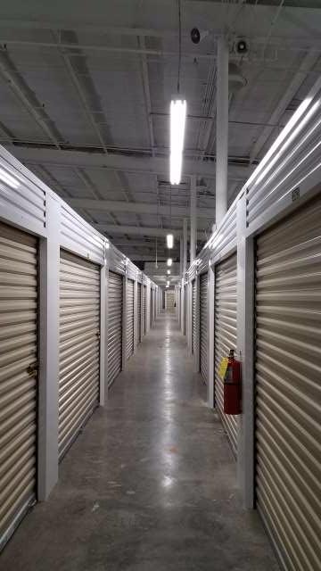 Hallway in Facility