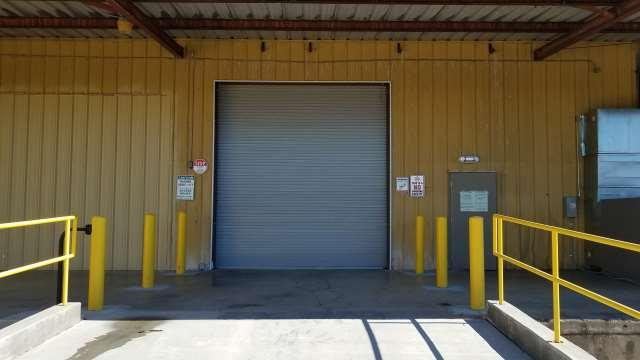 Drive Through Loading Area