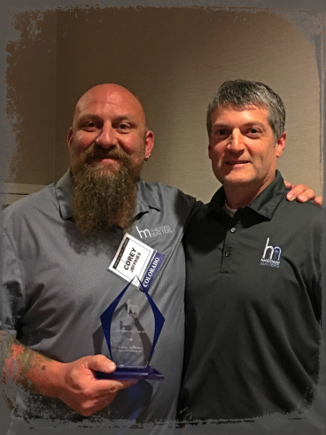 HANDYMAN MATTERS NORTH METRO DENVER - COREY IS SELECTED AS CRAFTSMAN OF THE YEAR