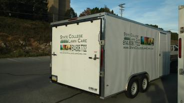 SCLC Trailer graphics