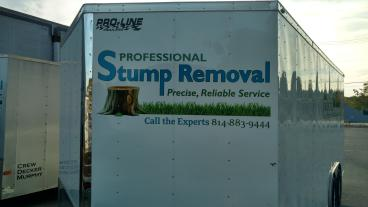 Stump Removal Graphic