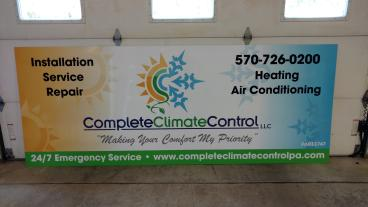 CCC Store Front Signage