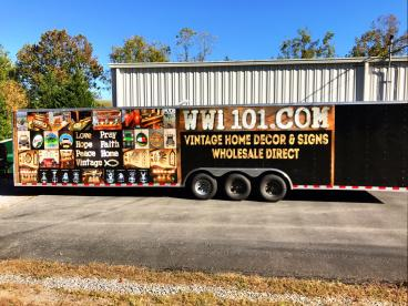 Trailer Graphics and Decals