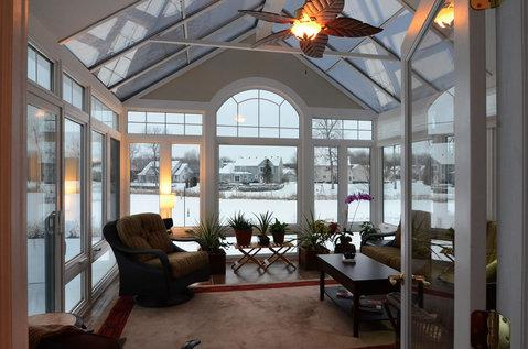 Cathedral Sunroom