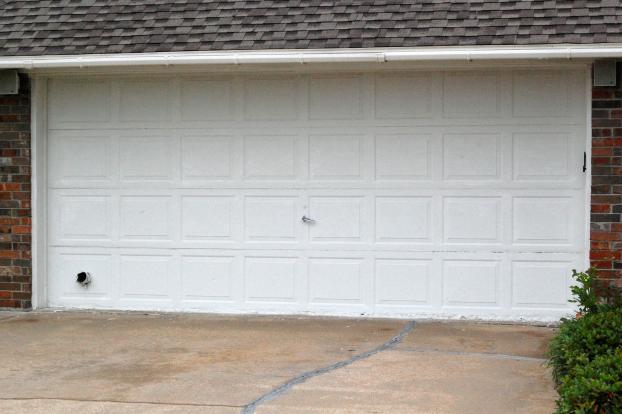 Garage Conversion McKinney TX - Before