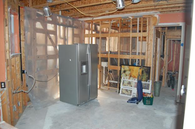 Kitchen Remodel McKinney, TX - Before