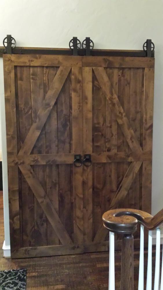 Double Barn Doors Allen TX