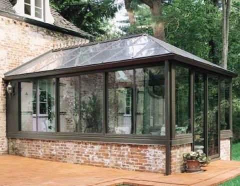 Georgian conservatory
