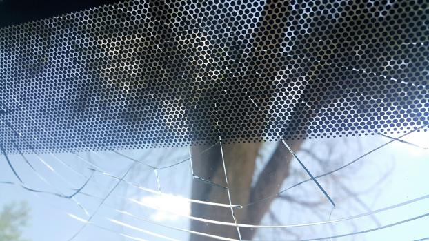 Did you know that the windshield is one of the most important safety restraints on a car?