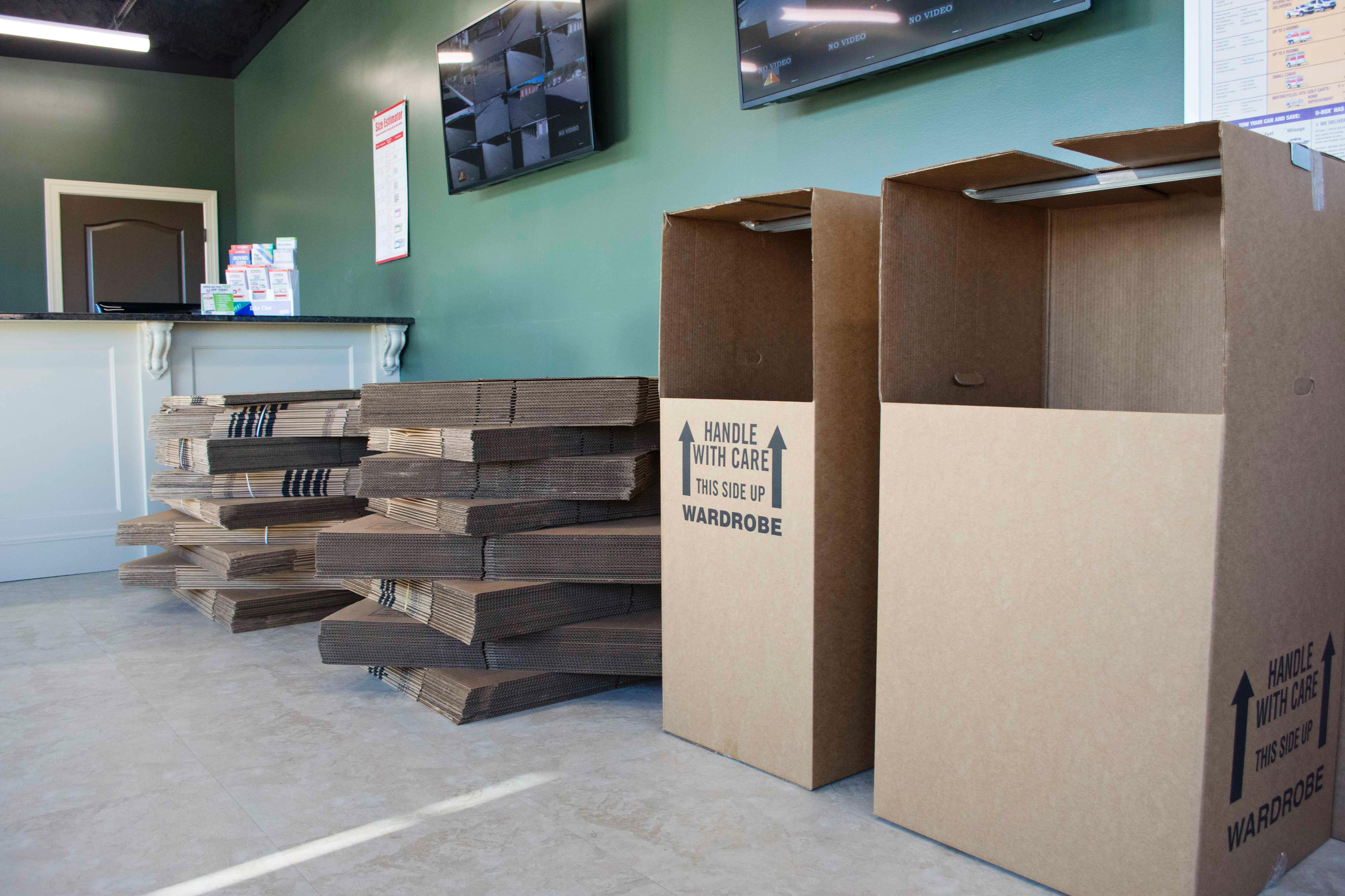 Premier Storage Box Sales & Premier Storage at Hamilton Mill | Self-Storage Center Serving ...