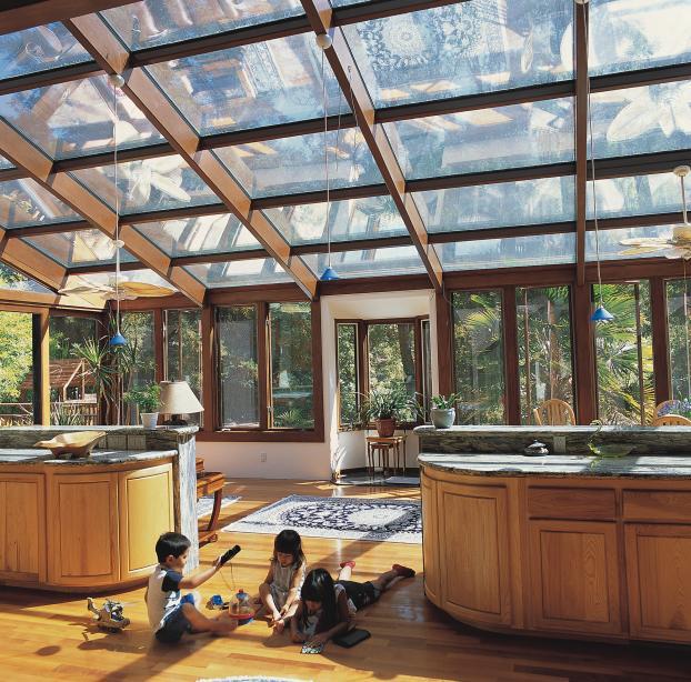 System 8 Wood Interior