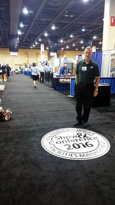 Floor Graphics | Trade Shows Philadelphia | SpeedPro SJ
