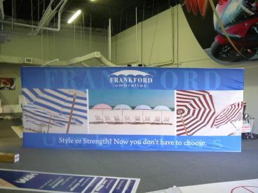 Fabric Display | South Jersey | SpeedPro