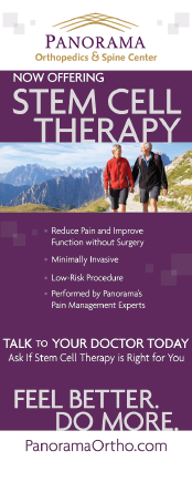 SpeedPro-Denver-printed-this-rectractable-banner-for-PanoramaOrtho