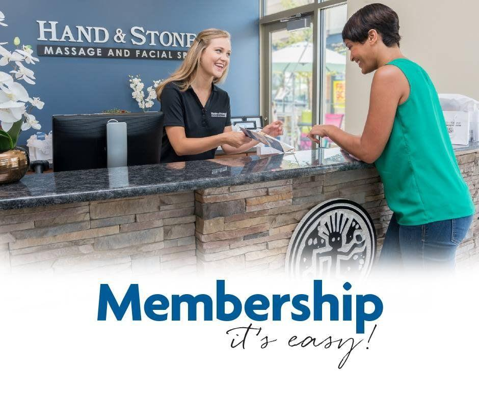MEMBERSHIP BENEFITS FOR ONLY $49.95 - Hand & Stone in Frisco (Stonebriar Mall)
