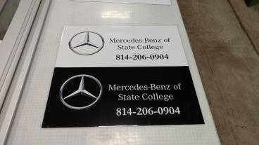 Mercedes Magnets