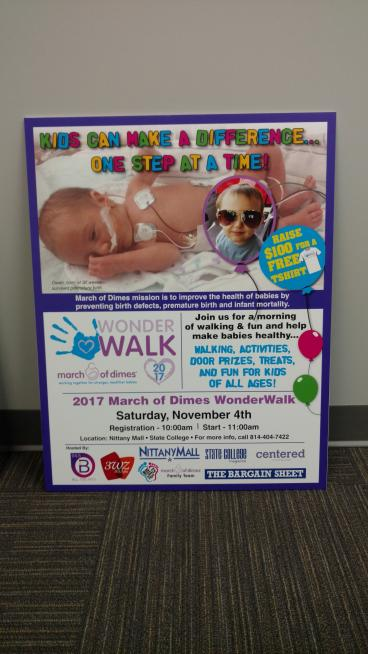 March of Dimes Posters