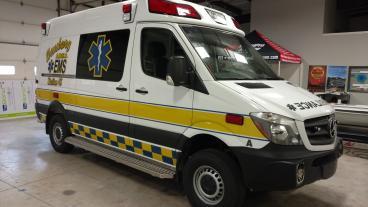 Ebensburg Ambulance