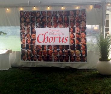 Trenton Children's Chorus of New Jersey Banner