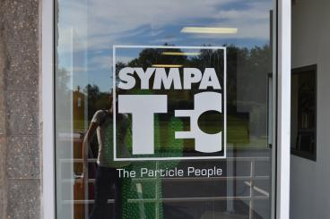 Sympa Tec Window Vinyl Pennington New Jersey