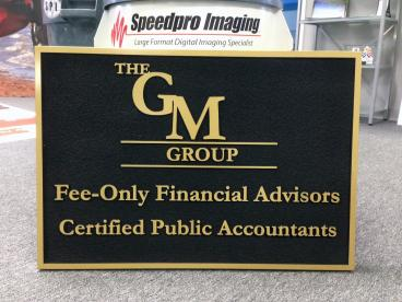 The GM Group Outdoor Sign New Jersey
