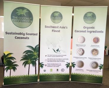 The Coconut Cooperative Retractable Banners New Jersey