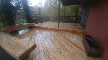 Deck Rebuild in Westerville