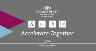 wall mural for crowne plaza