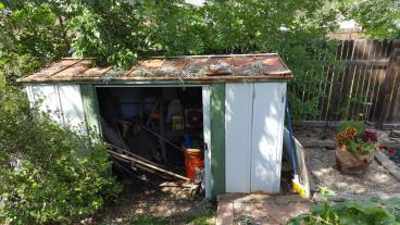 Shed Replacement 01