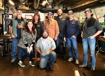 HMM Dallas Team Picture 10-31-17